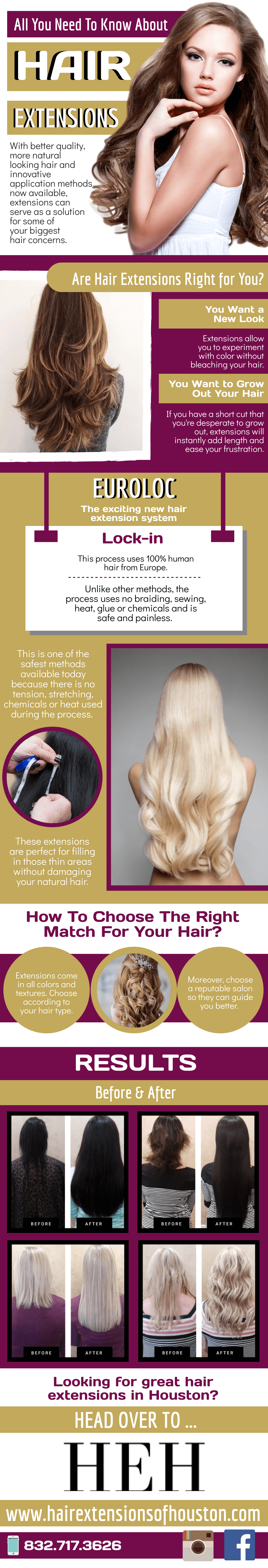 All You Need To Know About Hair Extensions