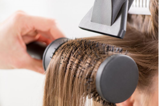 At-home Blow Dry