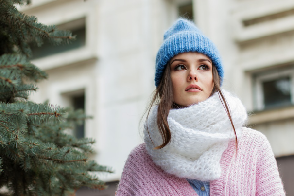 Tips to Fight Hat Hair in Winter