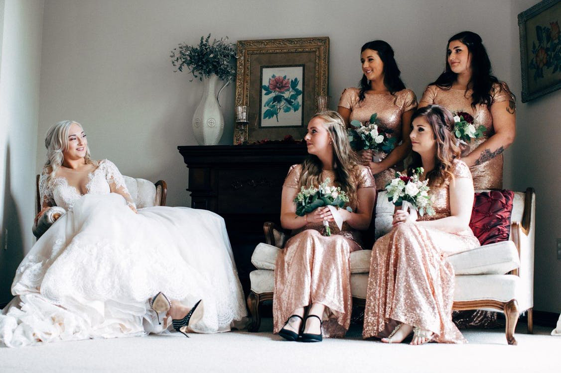 Our Favorite Bridesmaids Hairstyles